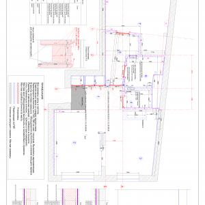 Plan montażu, specyfikacja drzwi